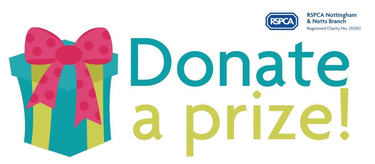 Donate a prize