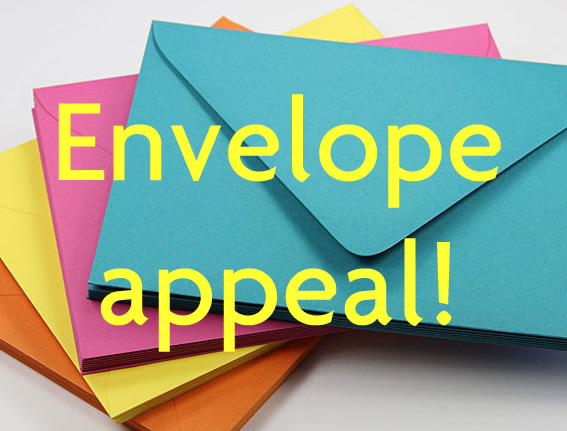 Envelope Appeal